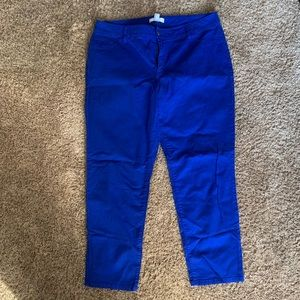 Chico's Cropped Pants
